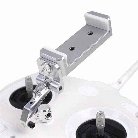 Suporte de Celular Para Controle Remoto Drone Dji Phantom 3 Standard - Incolor