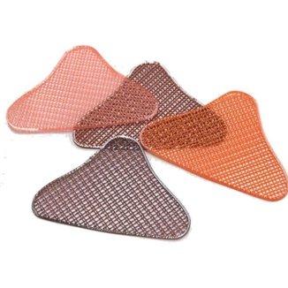 Suporte de filtro para máscara de proteção esportiva Fiber Knit E96 Cores Sortidas Unissex