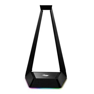 Suporte para Headset Pichau PGS 100 RGB HUB USB3.0, PGS-100-RGB