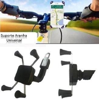 Suporte Universal Flexível Garra Bike Celular Moto