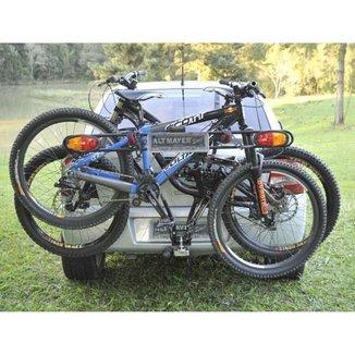 Suporte Veicular Transbike para 3 Bikes Altmayer AL-16