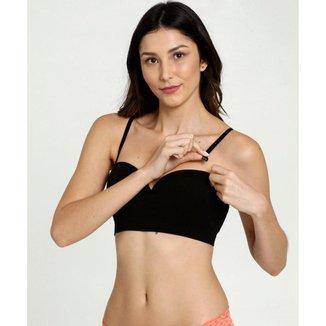 Sutiã Feminino Multifuncional Top Corpete Trifil - 10037957278