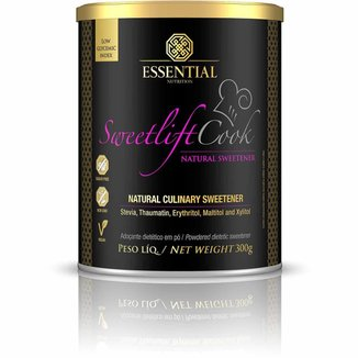 Sweetlift Cook Adoçante Natural 300g - Essential Nutrition