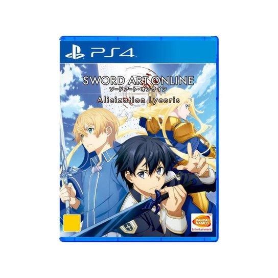 Sword Art Online: Alicization Lycoris para PS4 - Azul