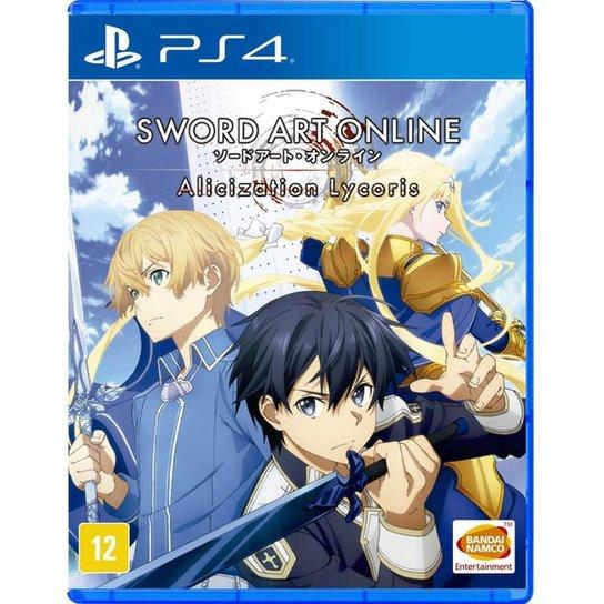 Sword Art Online: Alicization Lycoris - PS4 - Incolor