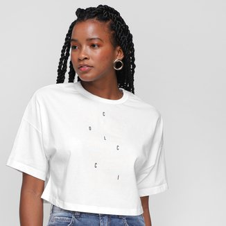 T-shirt Colcci Edtampada Feminina