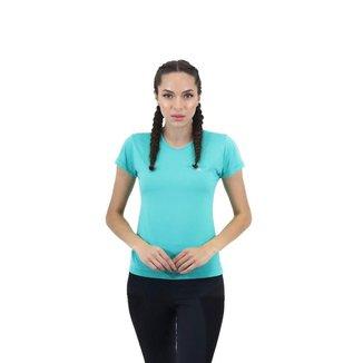 T-shirt Feminina Basic FIT ROOM fitness Academia Treino Corrida Caminhada Esporte Treinamento