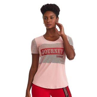 T-Shirt Journey Rosê P CAJUBRASIL