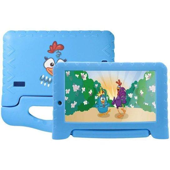 Tablet Infantil Multilaser Galinha Pintadinha - Incolor