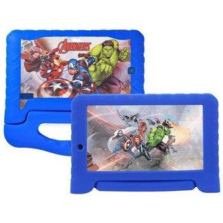 Tablet Infantil Multilaser Vingadores Plus