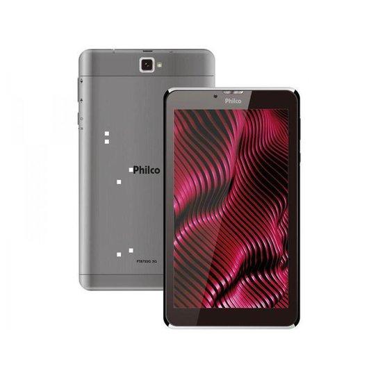 "Tablet Philco PTB7SSG 7"" 3G Wi-Fi 16GB - Prata"