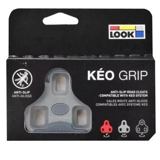 Taco Look Kéo Cleat Cinza Float 4,5 Graus Pedal Speed