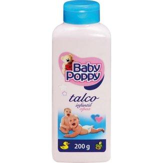Talco para Bebê Baby Poppy 200g