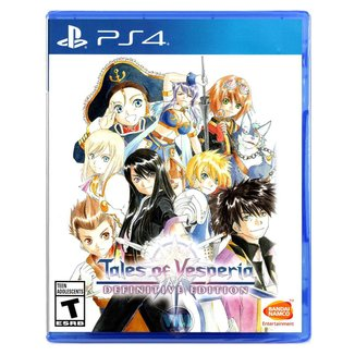 Tales Of Vesperia - Definitive Edition - Ps4