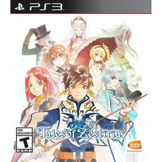 Tales Of Zestiria - Ps3