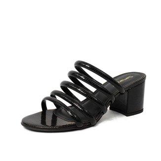 Tamanco Damannu Shoes Macau Stacy Feminina