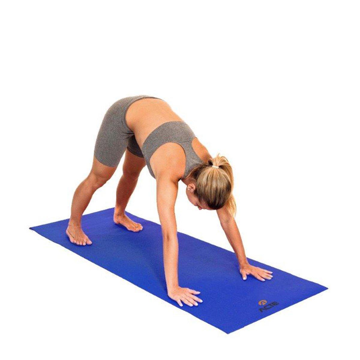 Tapete Acte Sports Yoga Mat - Compre Agora  d65f7b6fa176