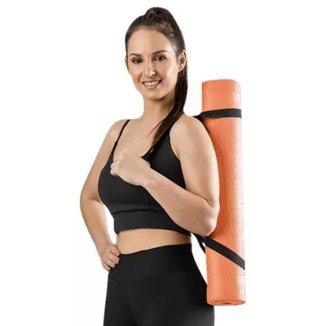 Tapete Colchonete Para Exercícios De Yoga, Pilates e Funcional