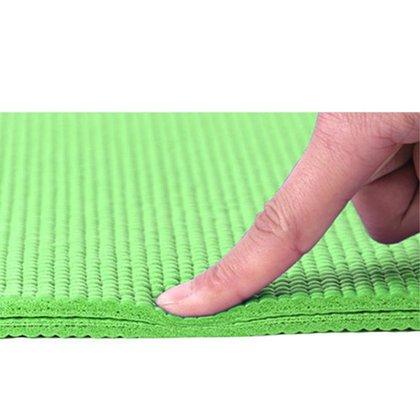 Tapete Colchonete Yoga Mat Eva 173x61x0,4cm - OKPRO
