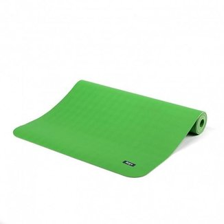Tapete de Yoga ecopro 100% Borracha Natural, premium, antiderrapante alta aderência 185 x 60cm 4.0mm