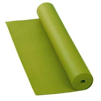 Tapete de Yoga PVC ecológico Asana indicado para iniciantes, ginástica e pilates 183x60cm Bodhi