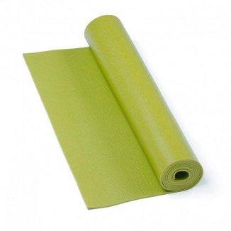 Tapete de yoga pvc premium eco rishikesh, antiderrapante, durabilidade e conforto 4.5mm 183 x 60cm