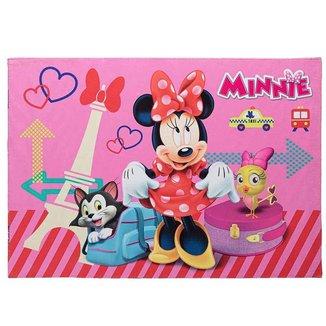 Tapete Infantil Joy Minnie Paris Jolitex