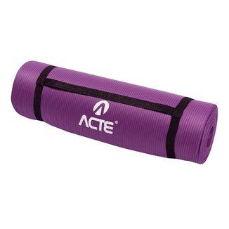 Tapete Para Exercícios Confort Acte Sports - Roxo