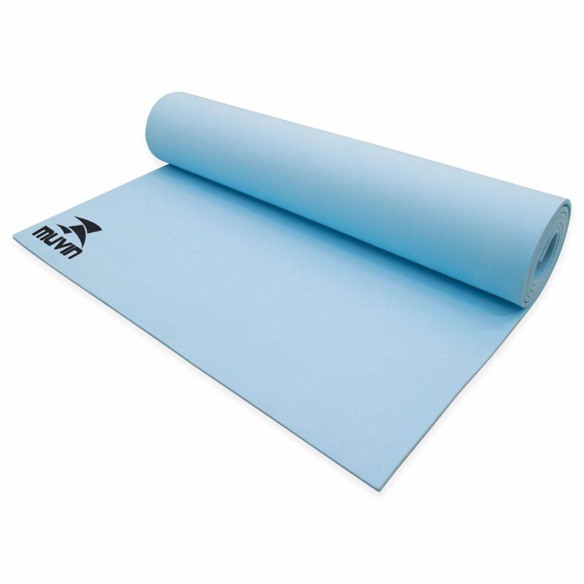 Tapete para Yoga em EVA Muvin TPY-300 - Azul Claro - Compre Agora ... 5a428fa300e5