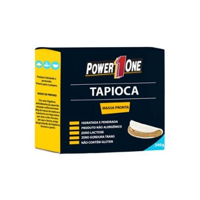 Tapioca 340gr – Power One