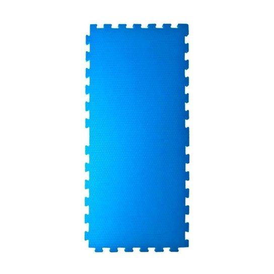 Tatame em E.V.A com Encaixe 1X50 10MM - Azul Royal - Azul