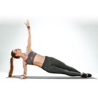 Tatame Esteira Para Yoga Exercícios Físicos 1,50mx50cmx6mm