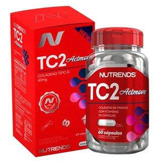TC2 Actmove 40Mg 60 Capsulas - Nutrends