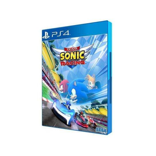 Team Sonic Racing - PS4 - N/A