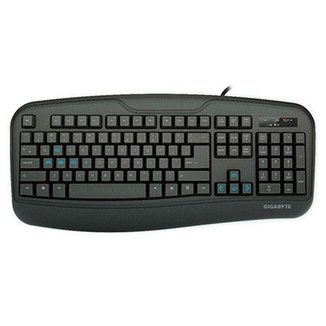 Teclado Gamer Force K3  Resitente a Agua