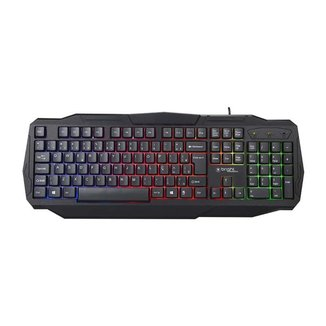 Teclado Gamer LED USB Qwerty Abnt2 464 Bright