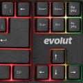 Teclado Gamer Membrana Evolut EG207 Ranger Preto