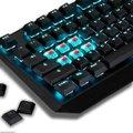 Teclado Gamer Motospeed CK95 Preto Switch Vermelho Led Azul
