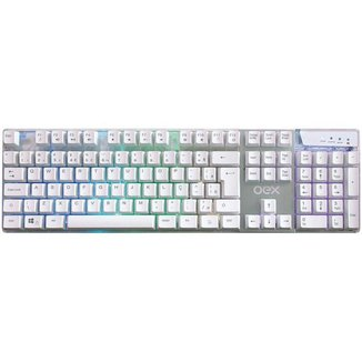 Teclado Gamer Multimídia USB Prismatic - TC20