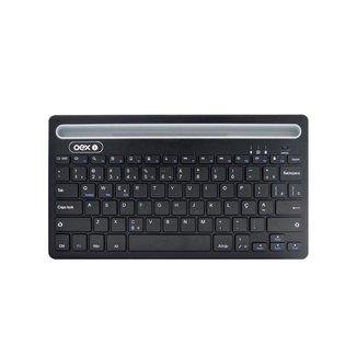 Teclado Oex Class Tc-502 Bluetooth - Preto
