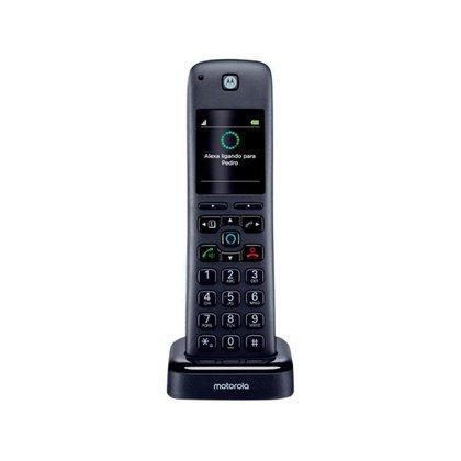 Telefone sem Fio Motorola AXH01 Identificador de