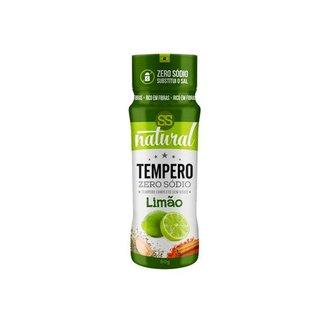 Tempero Limão Zero Sódio - SS Natural