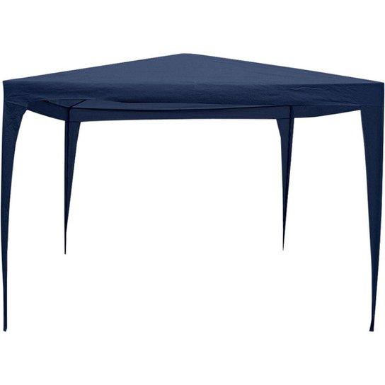 Tenda Gazebo 3X3 Bel Lazer - Azul