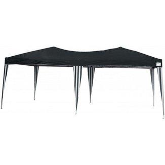 Tenda Gazebo Dobrável Belfix Oversize 6x3 em Aluminio Preto