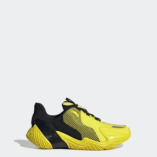 Tênis 4UTURE Runner  Adidas - Preto+Amarelo