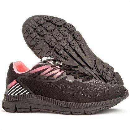 Tênis Academia Feminino Nude Caminhada Esportes Sapatore