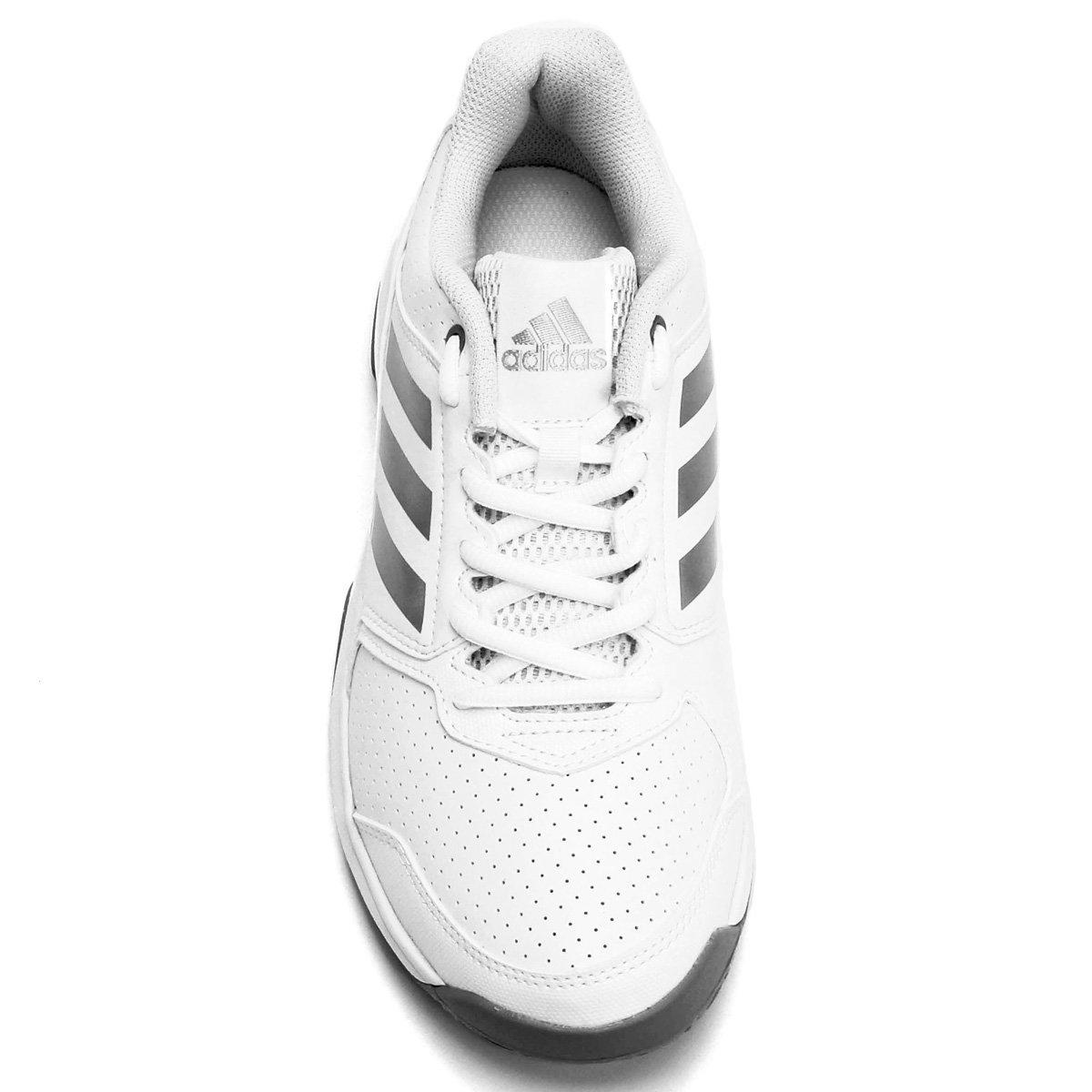 Tênis Adidas Adizero Attack Feminino - Branco - Compre Agora  5363869d5ee6a