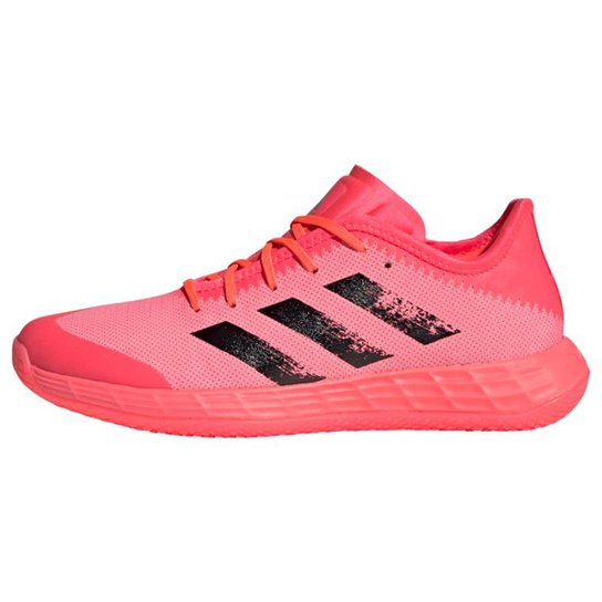 Tênis Adidas Adizero Fastcourt Tokyo Feminino - Rosa+Preto