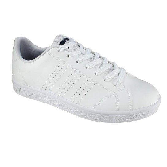 Tênis Adidas Advantage Vs Clean - Branco