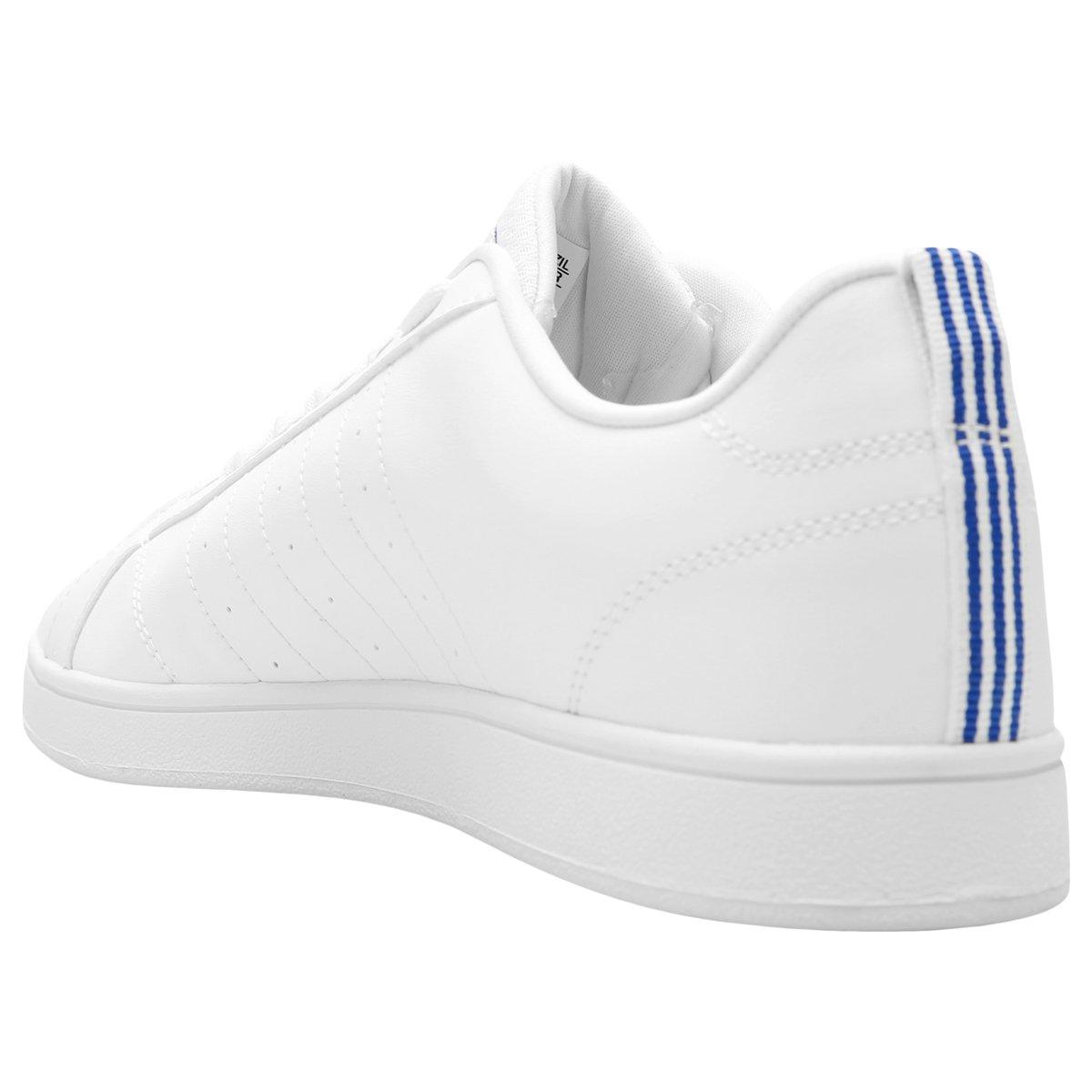 Tênis Adidas Advantage Vs - Branco - Compre Agora  c80931763ec67